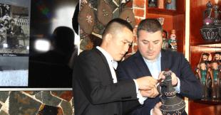 ქართული ღვინის სახლი ჩინეთში