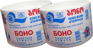 ბონო - ქართული წარმოების ტუალეტის ქაღალდი