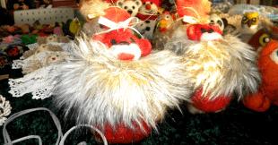 ხელნაკეთი ნივთების გამოფენა-გაყიდვა ქარვასლაში
