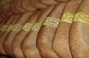 dieturi puri margi დიეტური პური მარგი