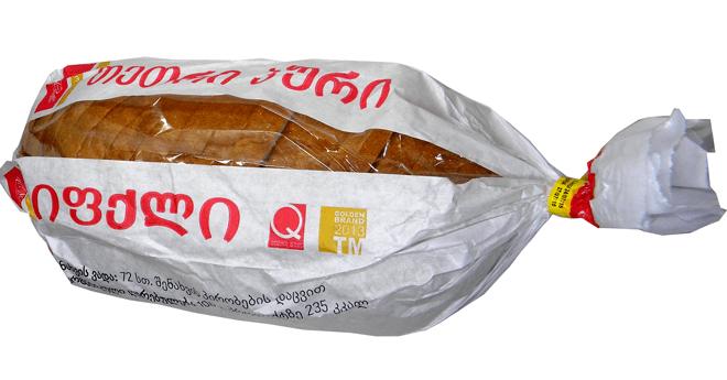 იფქლის თეთრი პური
