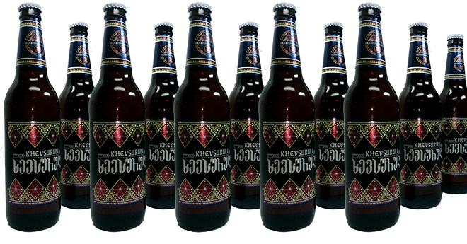 ლუდი ხევსურული