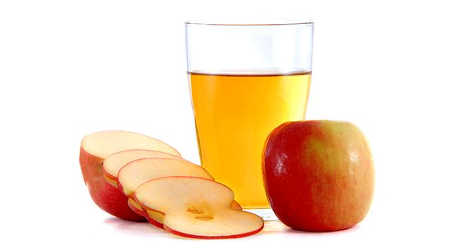 ვაშლის ძმარი