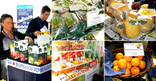 REAP მონაწილეობა გამოფენაში Agro Food Drink Tech Expo 2015