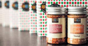 Meet POPKULTUR, #1 Brand of Georgian Spices in SWEDEN